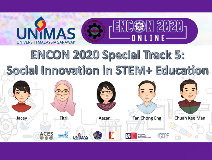ACES Session at ENCON 2020: Social Innovation in STEM+ Education